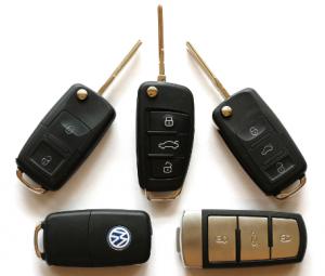 car key 17